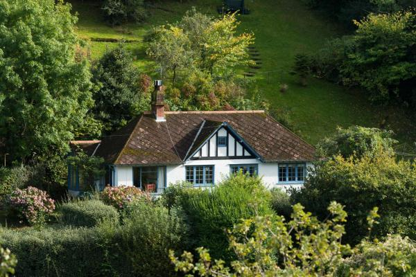 Halsecombe Cottage in Porlock, Somerset, England