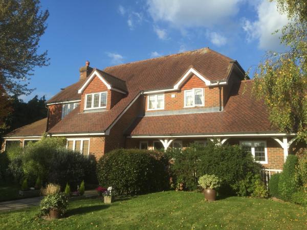 Tirol House in Thakeham, West Sussex, England