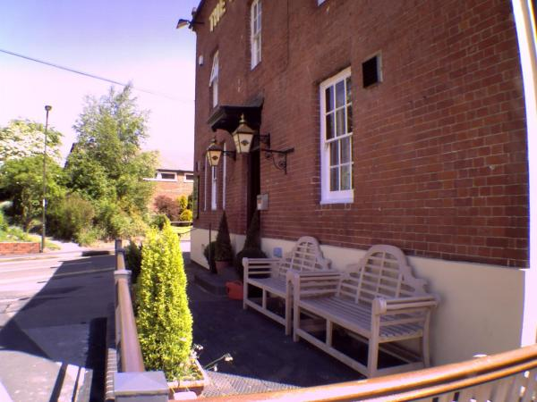 The Bulls Head in Swadlincote, Derbyshire, England