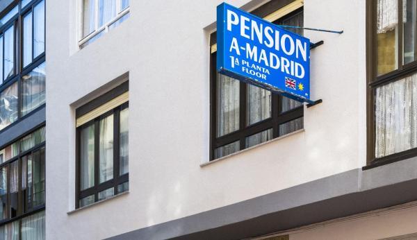 Pensión A-Madrid