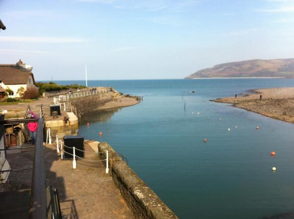 Harbour House Holiday Home in Porlock, Somerset, England