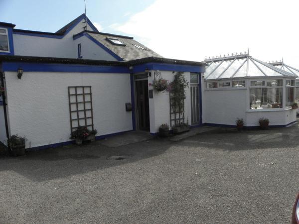 Morefield Motel in Ullapool, Highland, Scotland