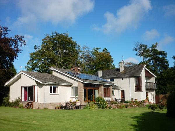Willowbank House B&B in Arbroath, Angus, Scotland