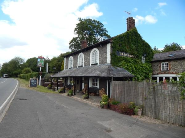 The Ivy House in Chalfont Saint Giles, Buckinghamshire, England