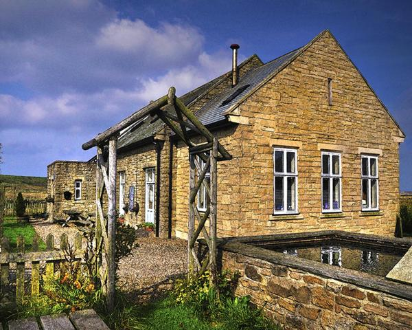 Old Repeater Station in Grindon, Northumberland, England
