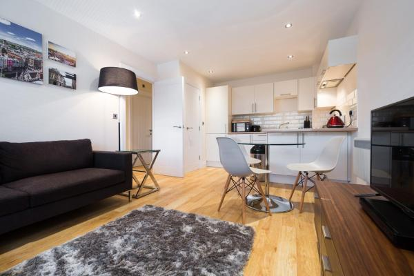 Apartments in Oxford-Premier in Oxford, Oxfordshire, England