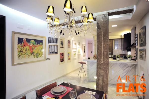 ART & FLATS Pleno Centro Valencia