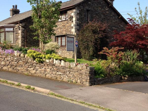 Hill Crest Country Guest House in Newby Bridge, Cumbria, England