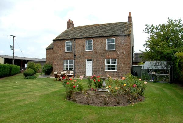 Wood Farm Bed and Breakfast in Shipton, North Yorkshire, England