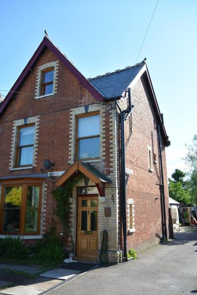 Primrose Villa B&B in Monmouth, Monmouthshire, Wales