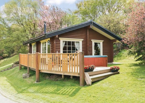 Faweather Grange Lodges in Bingley, West Yorkshire, England