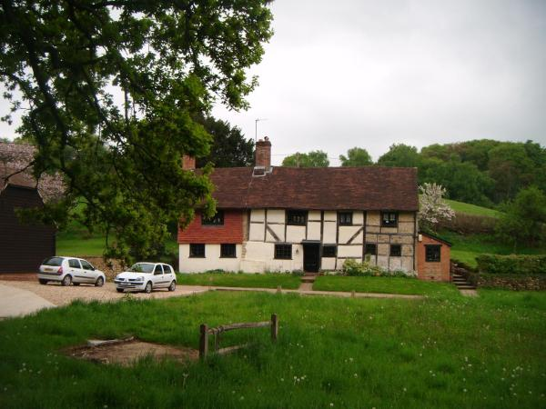 Lockhurst Hatch Farm in Albury, Surrey, England