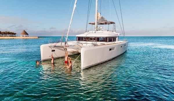 Catamaran Turkey By Louis_1
