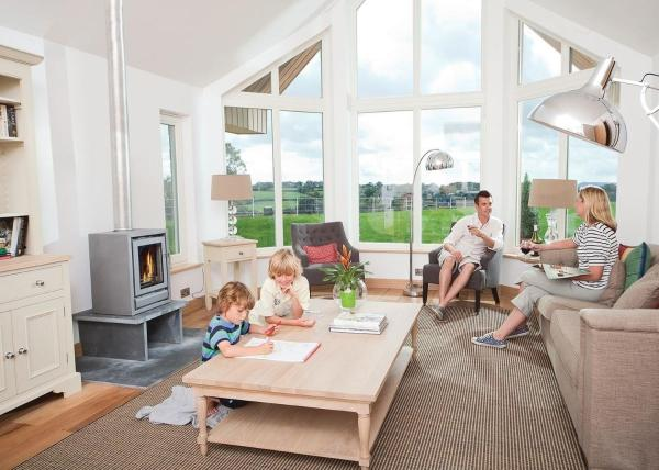 Swandown Lodges in Chard, Somerset, England