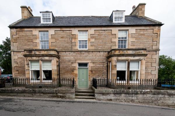 Shandwick House in Tain, Highland, Scotland