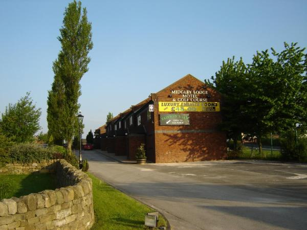 Midgley Lodge Motel & Golf Course in Wakefield, West Yorkshire, England