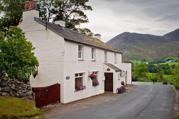 Swinside Farmhouse in Keswick, Cumbria, England