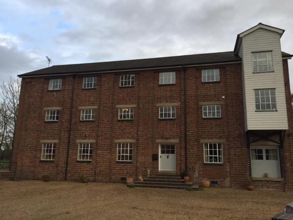 The Old Grain Store B&B in Bungay, Suffolk, England