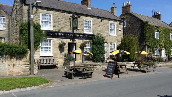 The Bay Horse Country Inn in Dishforth, North Yorkshire, England