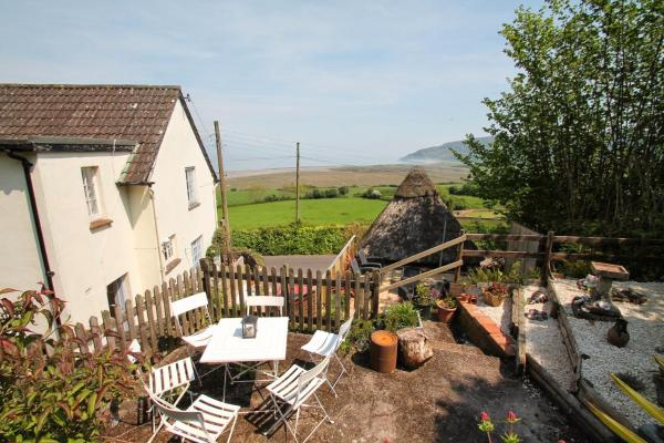 Dunns Cottage in Porlock, Somerset, England