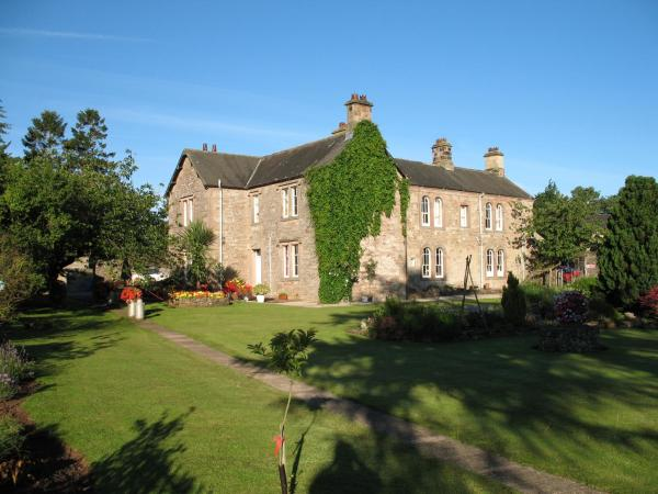 Tymparon Hall in Penrith, Cumbria, England