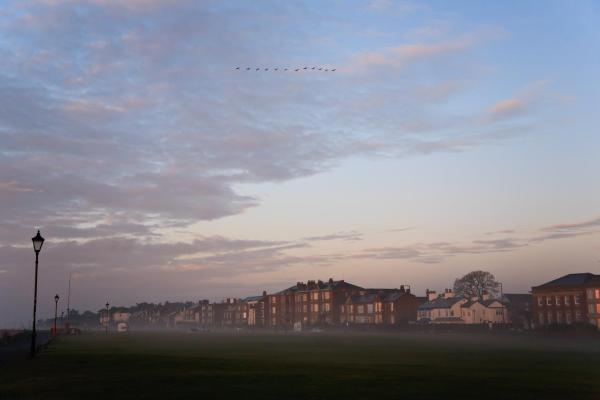 Clifton Arms Hotel in Lytham St Annes, Lancashire, England