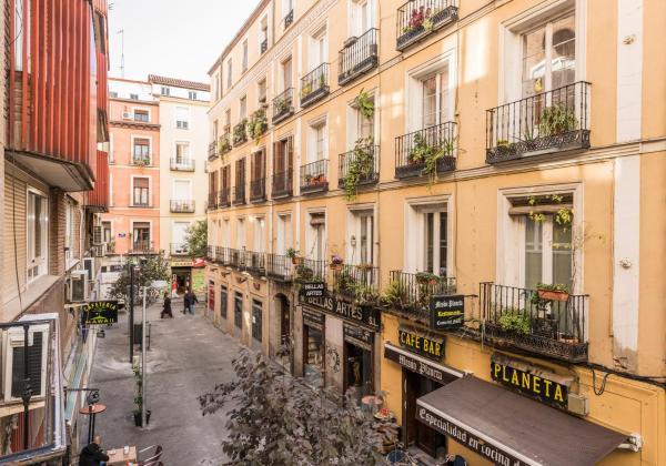 Madrid SmartRentals Chueca II