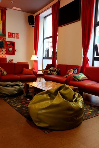 Ok Hostel Madrid