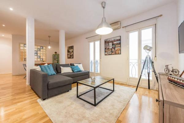 Apartment de la Montera
