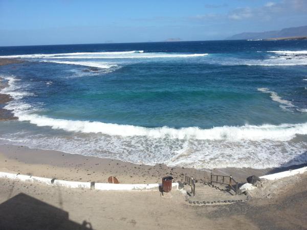 Caleta Caballo Beach