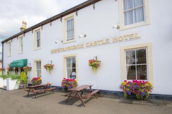 The Dunstanburgh Castle Hotel in Embleton, Northumberland, England