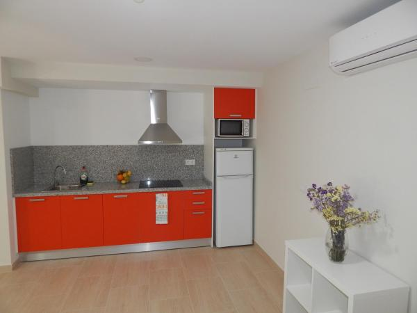 Apartamentos La Rosita