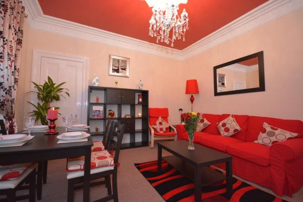 Wallace Apartment in Stirling, Stirlingshire, Scotland
