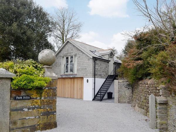 Park Villa Lodge in Saint Endellion, Cornwall, England