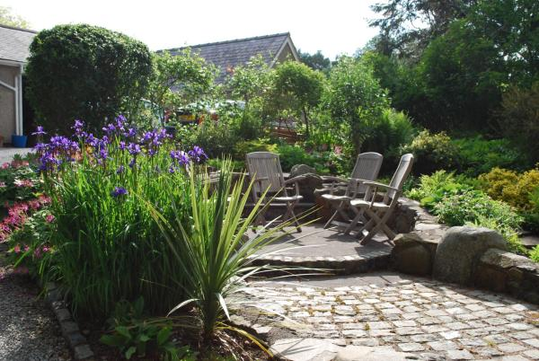 The Old Rectory Bed and Breakfast in Ruthin, Denbighshire, Wales