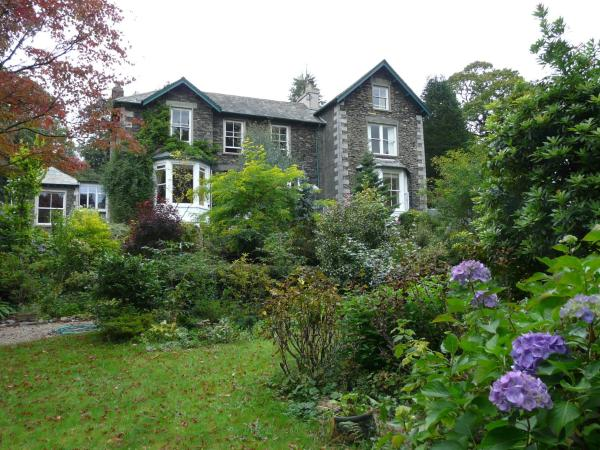 Annesdale House in Windermere, Cumbria, England