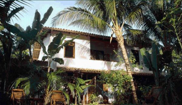 Pousada Coqueiro Verde Hotel Itacare
