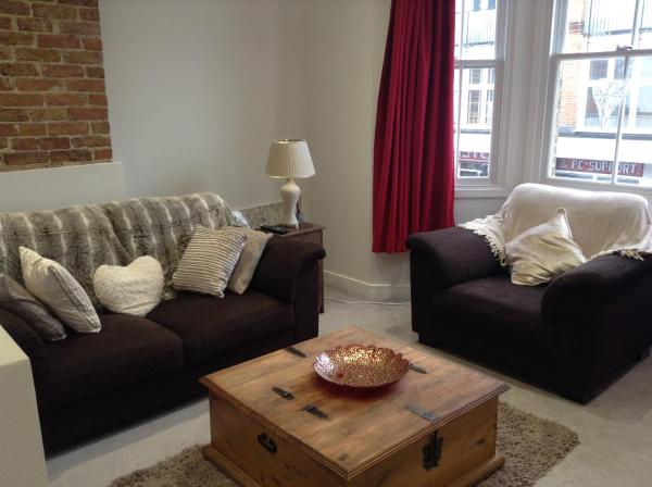 Central Windsor Apartment in Windsor, Berkshire, England