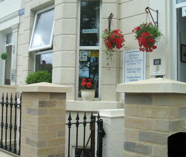 All Seasons Guest House in Great Yarmouth, Norfolk, England