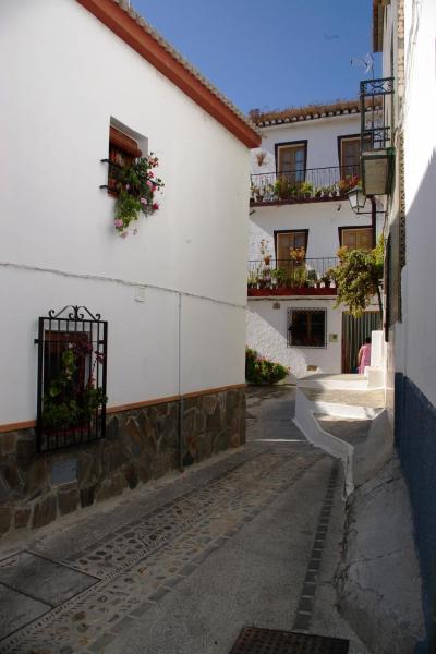 Hostal y Apartamento Rural Los Naranjos
