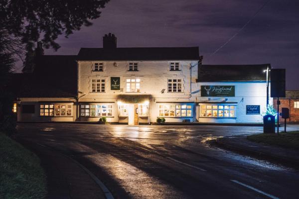 The Haughmond in Shrewsbury, Shropshire, England