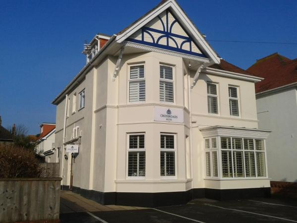 Crossroads Hotel in Bournemouth, Dorset, England