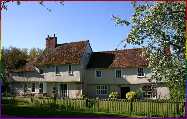 Poplars Farmhouse B&B in Stoke by Nayland, Suffolk, England