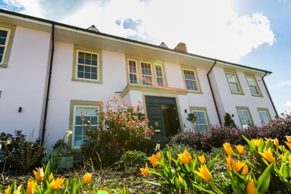 Nyland Manor B&B in Cheddar, Somerset, England