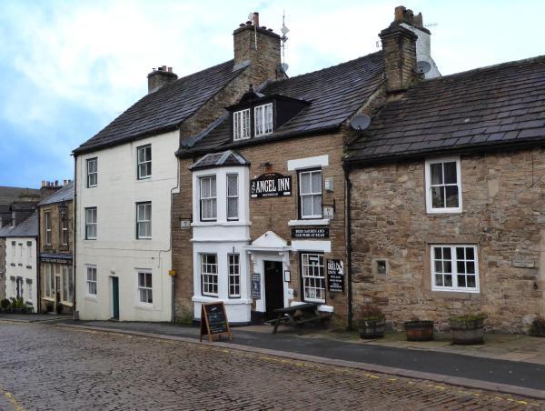 The Angel Inn in Alston, Cumbria, England