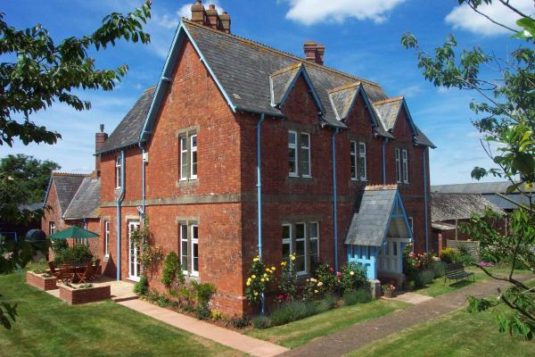 Newcourt Barton in Cullompton, Devon, England