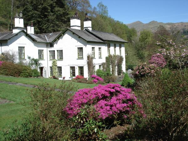 Foxghyll Country House B&B in Ambleside, Cumbria, England