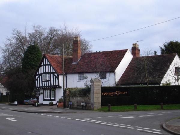 Daisy Cottage in Warwick, Warwickshire, England