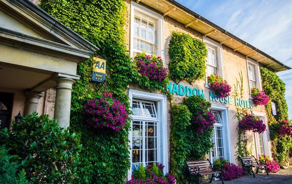 Haddon House Hotel in Bridport, Dorset, England
