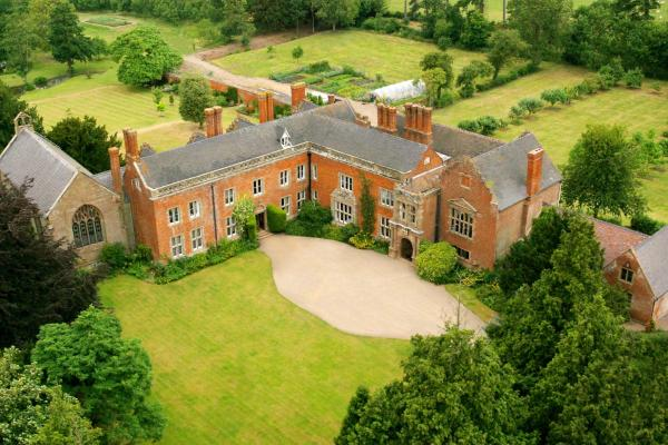 Grafton Manor Hotel in Bromsgrove, Worcestershire, England